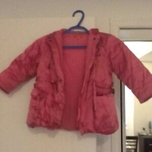 Size 3 Marese winter coat for girls