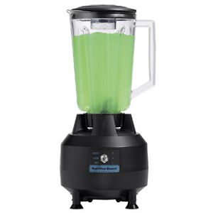 Hamilton Beach Bar Blender with Poly Jug