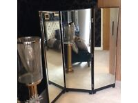 Room divider Mirror