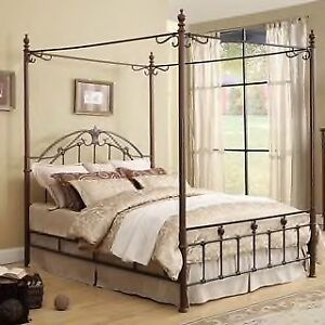 Wanted:Queen size Canopy Bed