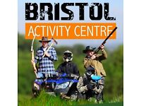 Bristol Activity Centre - Activity instructors wanted! Weekend Work