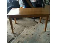 Pine Wood Kitchen/Dining table