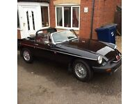 MGB Roadster for sale