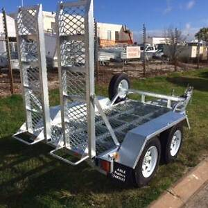 Plant trailers 2 ton 8x4  and 3 ton 10x5 Malaga Swan Area Preview