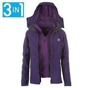 Karrimor 3 in 1 Jacket Ladies