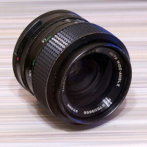 Vivitar 2.8 f 35MM Mint Condition Lens
