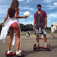 2015's Most Popular Hoverboard iohawk Electric Balancing Scooter