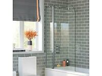 Brand New Bath Shower screen. Still in the original packaging unopened