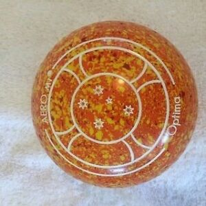 Aero OPTIMA Lawn Bowls Size 2.5H WB23 Near New In Box Gripped Eastwood Burnside Area Preview