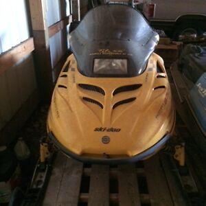Really Fast Sled