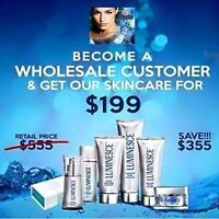 Luminesce Skin Care Products
