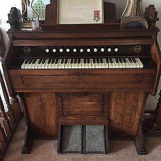 Organ in adelaide region sa musical instruments gumtree estey pump organ year 1881 antique and working fandeluxe Choice Image
