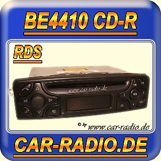 Mercedes Audio 10 CD BE4410