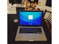 MacBook 13inch bought new in 2013. Barely used, good as new!
