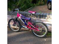 chiclren's bike