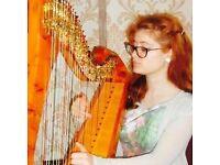 Wedding Harpist & Pianist