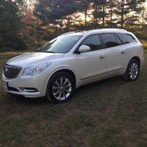 2014 Buick Enclave Premium - Leather, NAV- Winter Tires Included