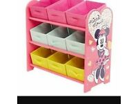 Minnie mouse bedroom items