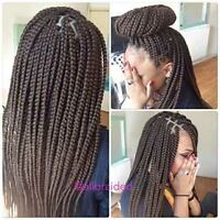AFFORDABLE BRAID AND AFFORDABLE STYLE...
