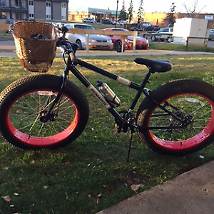 IronHorse Bike Dynomite.Brand new beautiful shiny red bike .