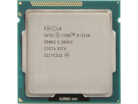 Intel Core i3-3220, Motherboard, 4GB RAM, 200W PSU & Stock Cooler