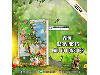 FREE ONLINE BOOK – WHAT DARWINISTS FAIL TO CONSIDER