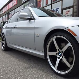 FINANCE RIMS AND TIRES FOR BMW MERCEDES AUDI VOLKSWAGEN Kawartha Lakes Peterborough Area image 3
