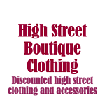 High Street Boutique Clothing
