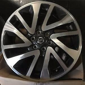 "4x 18 "" Genuine Nissan Nivara/Pathfinder Alloy Wheels NEW COND Liverpool Liverpool Area Preview"