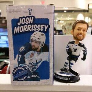 Josh Morrissey Manitoba Moose Bobblehead new in box