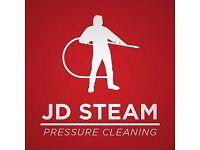 JD Steam Pressure Washing