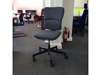 Steelcase Operators Chair Graphite