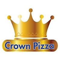 CROWN PIZZA FREE DELIVERY