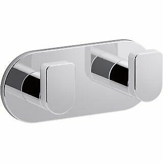 Kohler K-73146-CP - Robe Hook Bathroom Hardware