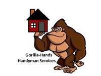 🦍 Gorilla-Hands Handyman Services
