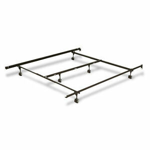 Twin / Full / Queen Metal Glide Bed Frame