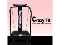 Crazy fit massage machine (selling cheap for a quick sale...grab a bargain)
