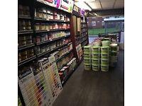Shop for SALE DIY/ Paint shop