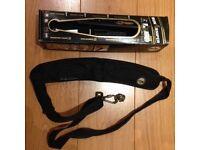 "Sun Sniper ""ONE"" D-SLR camera strap"