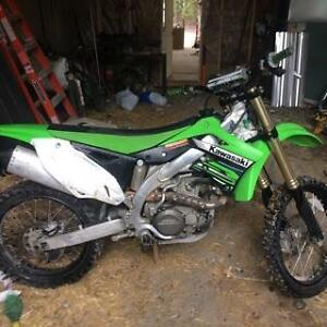 2012 KX450F For sale MUST SELL