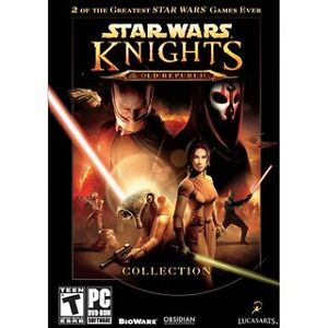 star wars kotor (both games for pc)