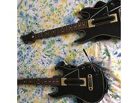 Guitar Hero Live PS4 2x Guitar Controllers
