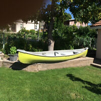 Raven Craft 18' Canoe