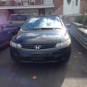 SELLING 2006 HONDA CIVIC COUP 3500 OBO - Need to sell ASAP