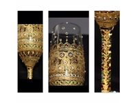 Wedding/Mendhi - gifts for all occassions from candles favours,thaals, personalised items and gifts