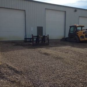 Prime Commercial Bays for long term lease in Crossfield AB