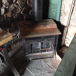Wood Fire place / stove