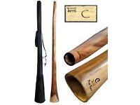 Didgeridoo Eucalyptus tone C#, length 165-175cm