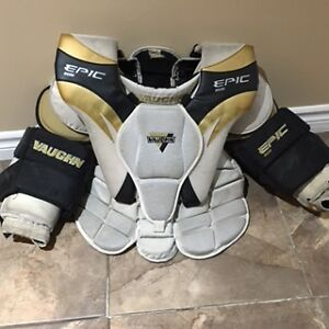Vaughn Epic Adult M chest pad used.