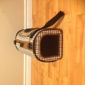 Small Pet Carrier (soft sided)
